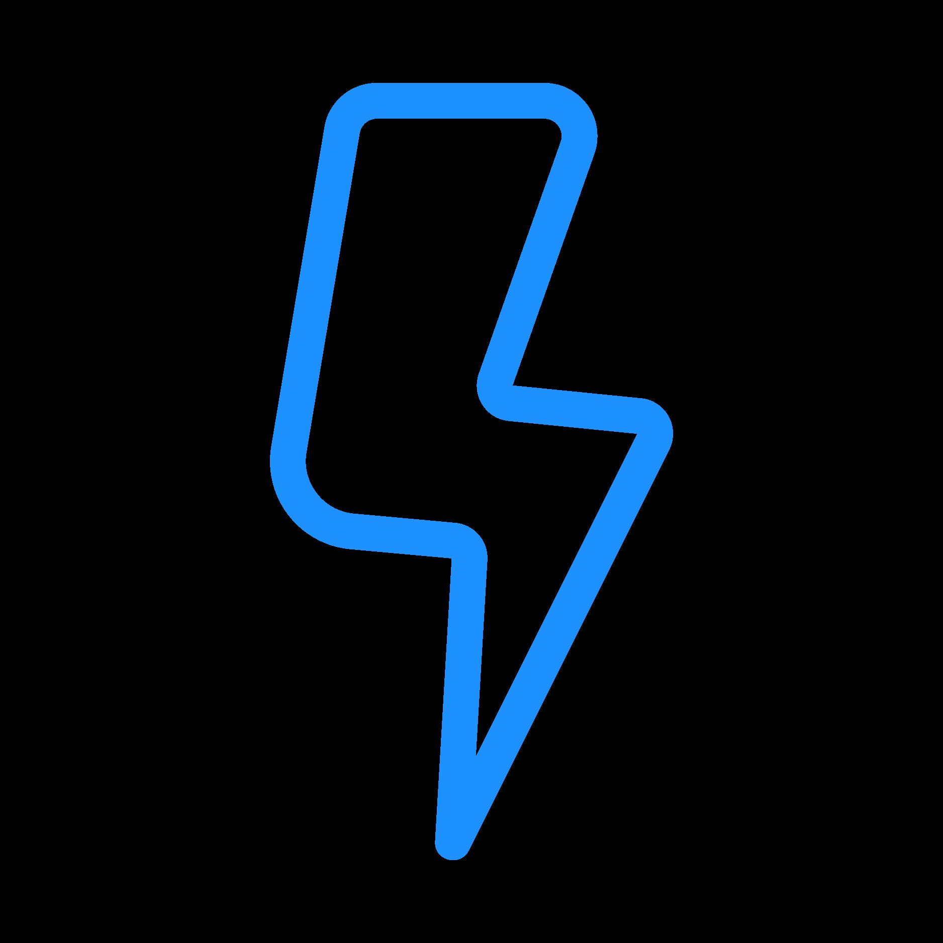 Blauer Blitz